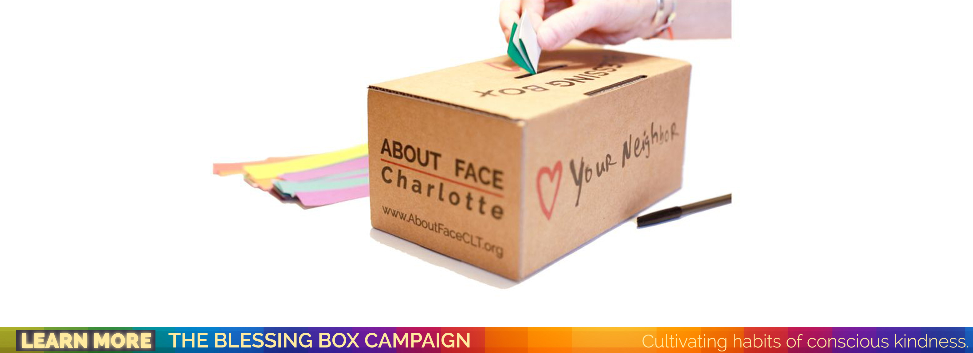 the Blessing Box Campaign